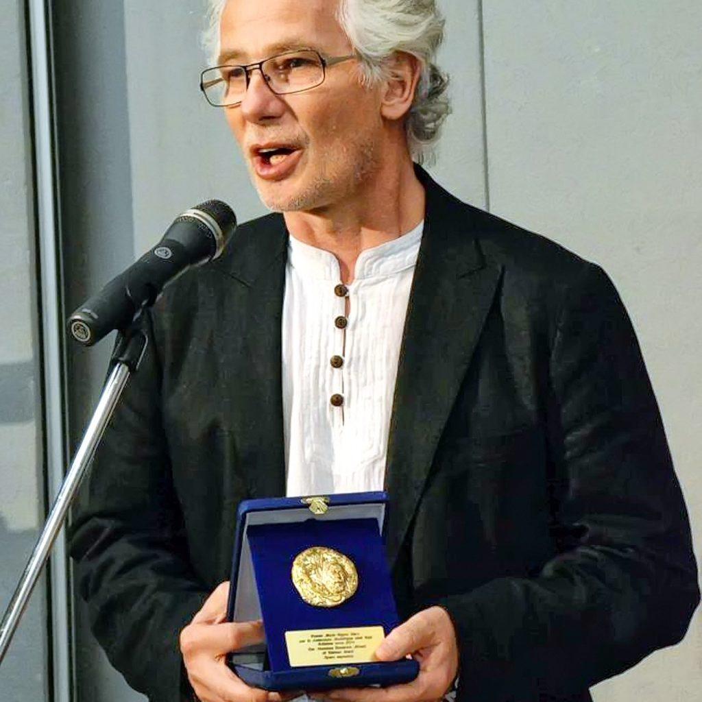 Dankesrede Premio Mario Rigoni Stern
