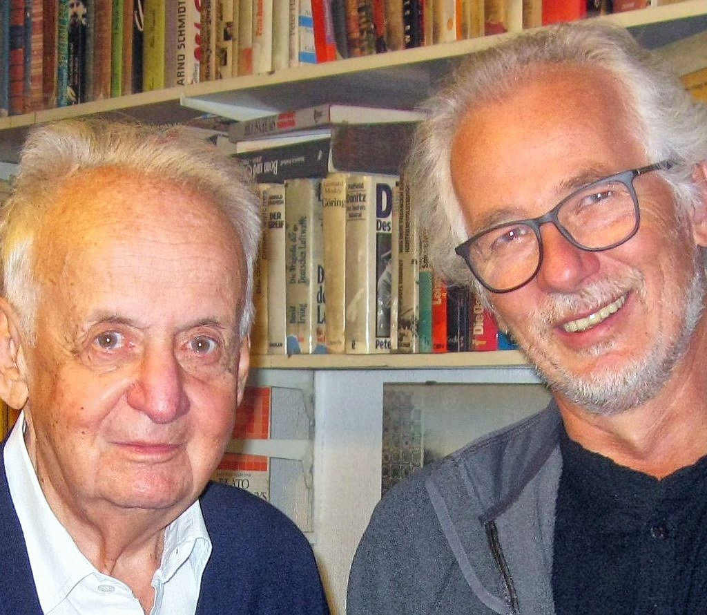 Ivan Ivanji und Dietmar Gnedt