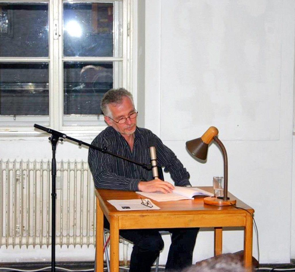 Lesung im Amerlinghaus, Wien
