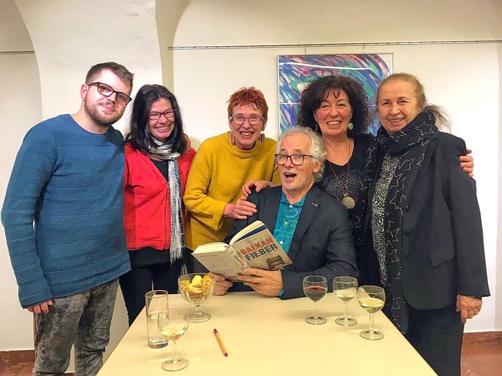 Lesung PEN Club, Salzburg