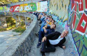 Schulprojekt Balkanfieber: Exkursion auf den Balkan, Sarajevo